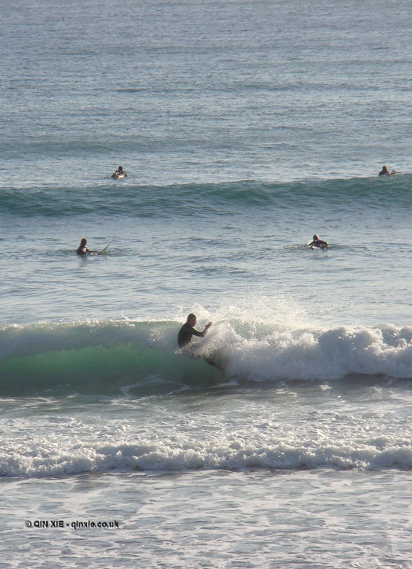 Surfers in Lagos