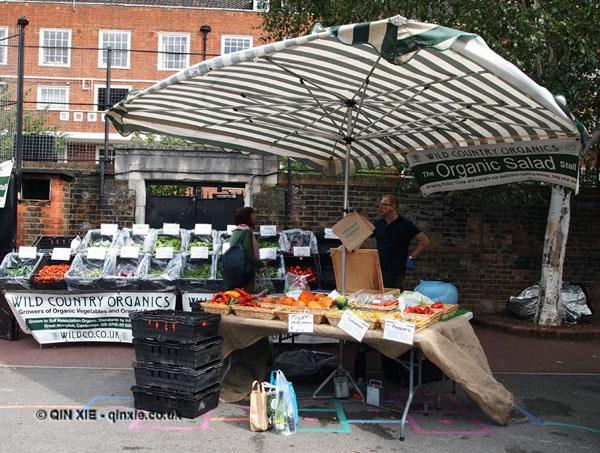 St John's Wood Market