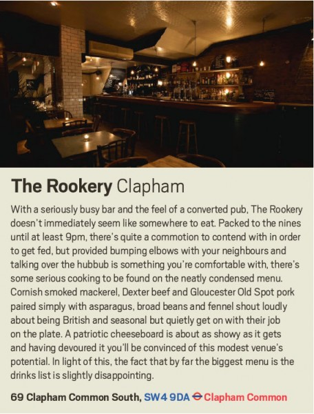 The Rookery, Clapham in Scout London