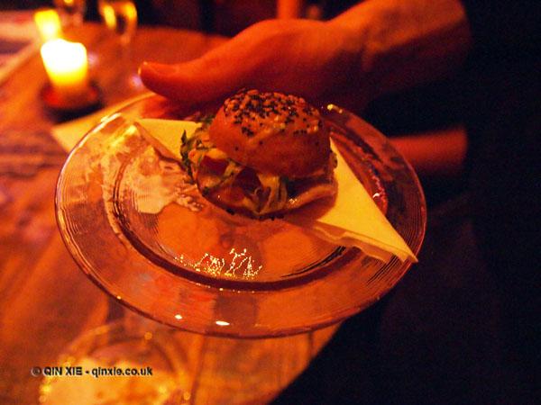 Pret a Diner: Italians do it better launch, Mayfair