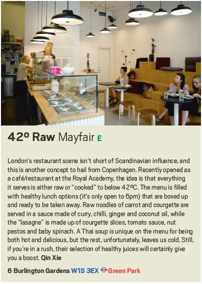 42 Raw, Scout London