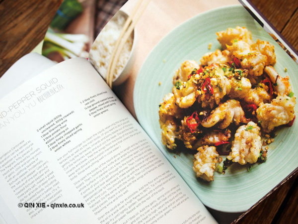 Chinese cookery books