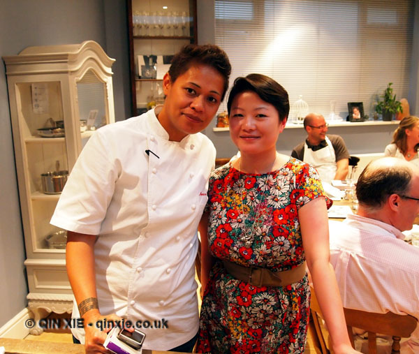Monica Galetti Experience, Cactus Kitchen