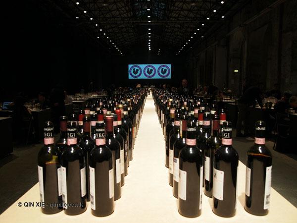 Chianti Classico wines