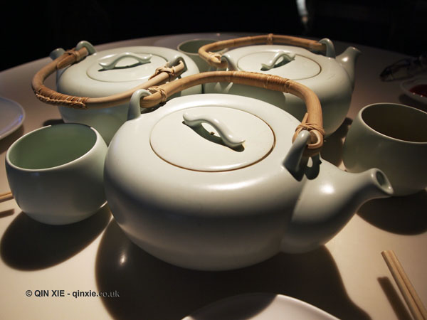 Chinese New Year at Yauatcha, London