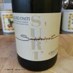 2012 Suri Sandrinet Moscato d'Asti from Cerutti