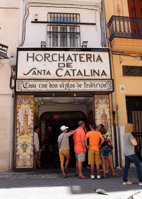 Horchateria Santa Catalina