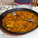 Paella at La Riua